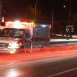 One person taken to hospital after injury crash in Albuquerque