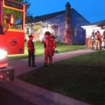 Eddy County, NM: Small House Fire in Downtown Artesia