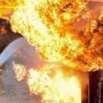 Gallup, NM: Man Injured in Abandoned House Fire